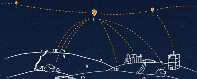 First Google Loon balloon enters Lanka's airspace  By Charumini de Silva
